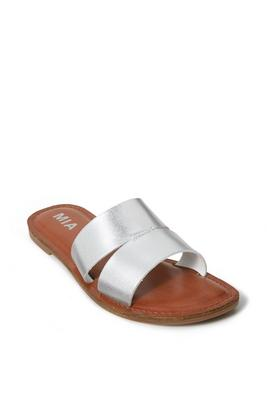 double-band sandal