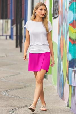 Beyond Travel Classic Skort