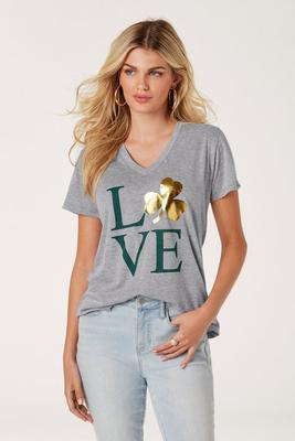 Love Saint Patrick's Day Tee