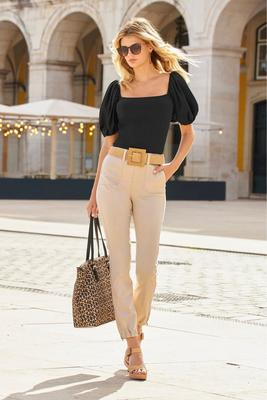 Display product reviews for Casual Jogger Pant