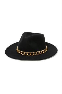 Chain Trim Hat